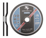 금속 강철 125X1.6X22.2를 위한 거친 절단 바퀴