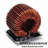 Inductor magnético de la potencia de la bobina de estrangulación del enrollamiento de cobre