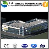 2017 Novo design da estrutura de aço pré-fabricados para a construção Shopping Mall