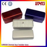 30の穴の歯科Bursの立場ボックスアルミニウム内部ファイルホールダー