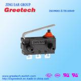 0.1A che collega micro interruttore elettricamente personalizzato micro interruttore con RoHS e l'UL