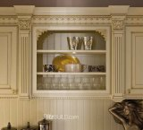 Armário de Cozinha com Madeira Resistente de Luxo, Mobiliário de Cozinha