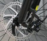 26´ Bicicleta elétrica da montanha dianteira e traseira do freio de disco