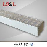 La norma IP54 alto brillo LED SMD 2835 Uso de las luces lineales en la fábrica de la Oficina de Iluminación, Iluminación, Iluminación de los supermercados
