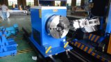 SGS Vierkant die CNC van de Pijp Plasma profileren die Machine Beveling snijden