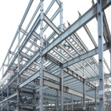 Gruppo di lavoro chiaro della struttura d'acciaio di lunga vita per la pianta