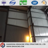 El bastidor de acero estructural prefabricado Sinoacme Edificio Taller
