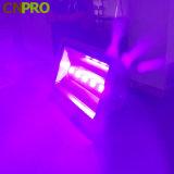 Paintball 필드를 위한 고성능 방수 LED UV 빛 250W 390nm