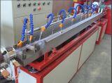 Chaîne de production de tissu-renforcé molle d'extrusion de pipe de PVC/PVC
