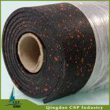 EPDMの中国の工場からの無毒なゴム製床の体操