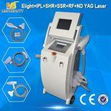 毛の取り外しIPL RF ND YAGレーザー機械(Elight03)