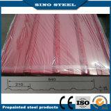 die 0.4mm Stärke strich galvanisiertes Stahlblech für Dach-Material vor