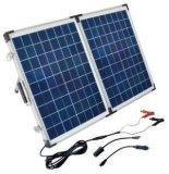 Mono складывая панель солнечных батарей 120W с струбциной и штепсельной вилкой Anderson