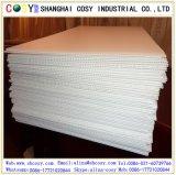 Feuille creuse du plastique pp d'Eco-Frinendly/feuille de Correx pour l'emballage et la publicité