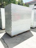 鋼鉄携帯用壁はほこりのない耐火性のボードを飾る