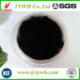 Carbono ativado para tratamento de água e águas residuais