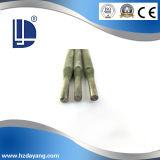 Elettrodo per saldatura basso approvato della lega della saldatura/nichel di iso