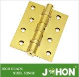"""4 """" [إكس3] """" فولاذ أو حديد باب جهاز رابط مفصّل ([جه4030-2بّ])"""