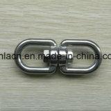 Amo a schiocco di Hangging degli accessori di Keychain del pezzo fuso di precisione (acciaio inossidabile)