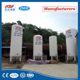 Tanque de armazenamento criogênico do CO2 do nitrogênio do oxigênio líquido