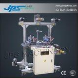 Máquina automática del laminador de tres capas de Jps-320dt para la cinta adhesiva de doble cara, película, papel