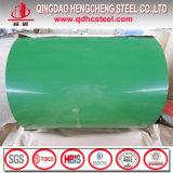 Vert Feuille d'acier galvalume PPGL Bobine couleur