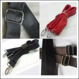 Correa de tejido de algodón de la moda de la correa de accesorios