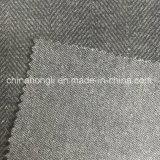 Ponte-Roma Herringbone R/N/Sp 86/11/3 Filato-Tinge l'interruttore di sicurezza di lavoro a maglia per i pantaloni del Ladys