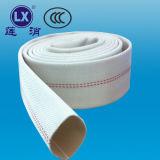 A borracha do PVC arfa a tubulação agricultural