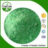 製造100%の水溶性の葉状肥料