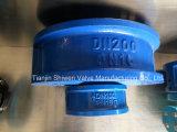 Задерживающий клапан Non-Return чугуна 8 дюймов