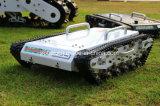 Robot di gomma di Samll della pista della presidenza di rotella (WT500R9)