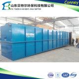 De industriële Installatie van de Behandeling van het Water van het Afval van de Riolering (STP) voor Behandeling Effulent