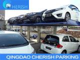 Parque de estacionamento hidráulico de duas colunas Levante