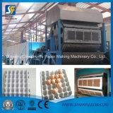 Cassetto automatico pieno dell'uovo della pasta di carta che fa la linea di produzione della macchina