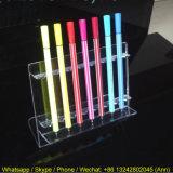 Porte-crayon acrylique de haute qualité, porte-stylo