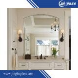 4mm Zweischichtengrün-Rückseiten-Farbanstrich-Bronzen-Aluminiumspiegel für Badezimmer