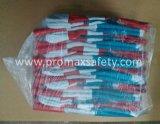 De herstelde Beschermende Handschoenen van het Leer van de Koe van de Palm Gespleten met Ce- Certificaat