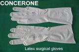 Luvas cirúrgicas em pó latex médicas (LG1065P)