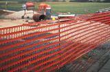 rete fissa arancione standard della barriera di sicurezza di 1.2m Brasile (CC-SR-06535)
