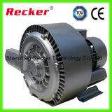 A fábrica fornece diretamente o ventilador de alta pressão do anel do ar 2.2kw