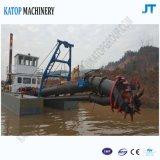 16インチの砂の吸引装置の砂の採鉱設備