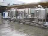 Linea di produzione dell'impianto lattiero dell'insieme completo