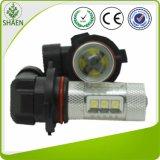 Indicatore luminoso di nebbia del CREE LED di prezzi di fabbrica 80W