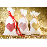 リネン高品質によって編まれるキャンデー袋