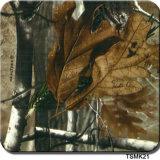 Idro eccellente della pellicola di stampa di trasferimento dell'acqua della pellicola di Hydrographics del camuffamento e dell'albero di larghezza di Qualitytsautop 0.5m/1m che tuffa pellicola Tsmn988
