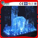 Faciles portatifs installent fontaine d'intérieur/extérieure de décoration de jardin d'utilisation de danse d'eau de fontaine de jardin