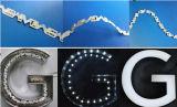 60LED flexible 2835 M/S forma TIRA DE LEDS DE SIGNOS