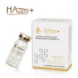 Ingredientes naturais Happy+ do soro antienvelhecimento que reparam e soro de Friming Hexapeptide