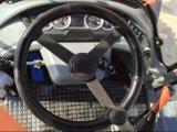 Melhor qualidade de topo da pá carregadeira carregadeira mais baratos de garfo de empilhadeira Hzm carregadora de rodas para venda